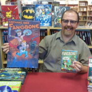 Mike Rex Signing August 18