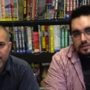 Jorge Aguirre & Jeremy Whitley Signing May 5
