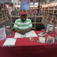 Jerry Gaylord Signing May 26